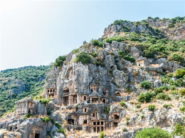 The Lycian Way walking holiday in Turkey