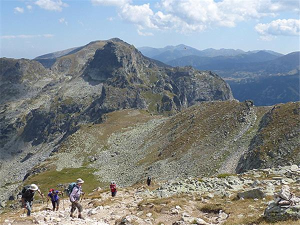 Bulgaria walking holiday, National Parks