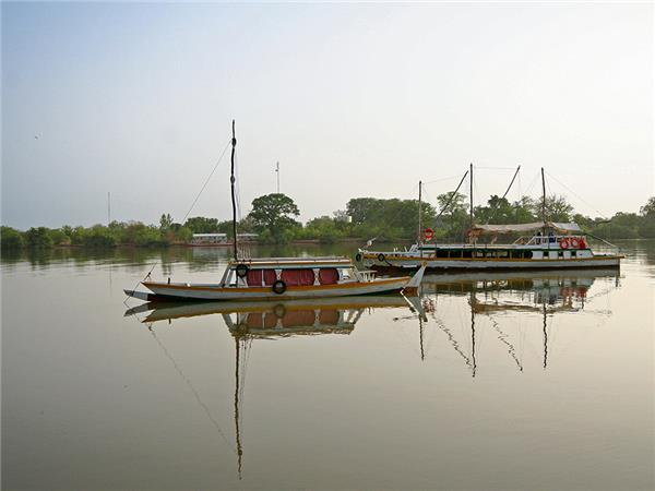 Senegal and Gambia river cruise holiday