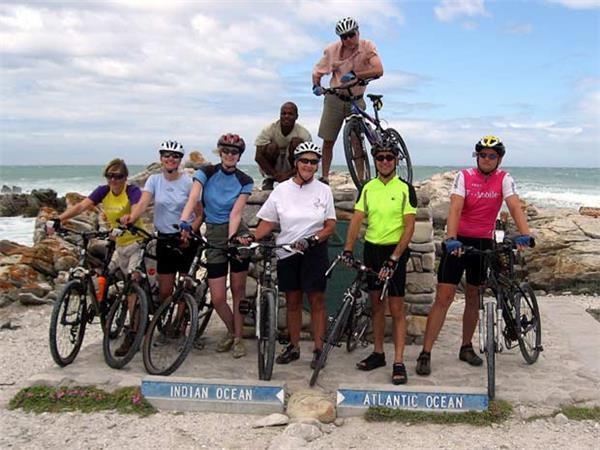 South Africa cycling holiday, Western Cape