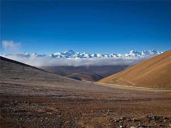 Small group holiday to Tibet