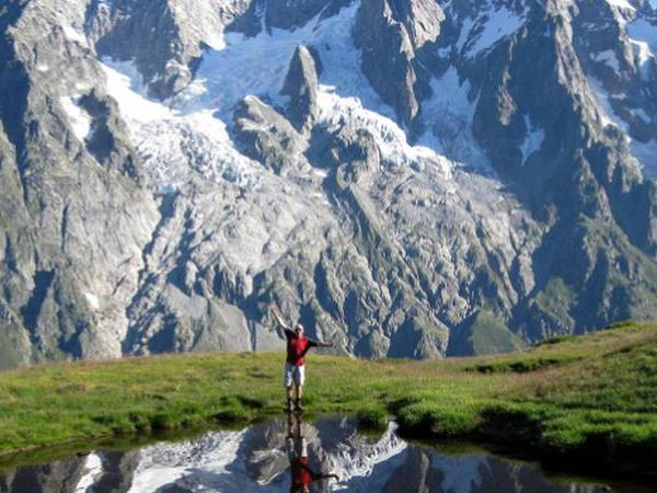 Mont Blanc walking holiday