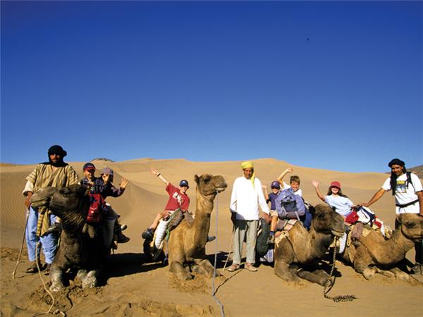 Camels & Kasbahs family holiday to Morocco