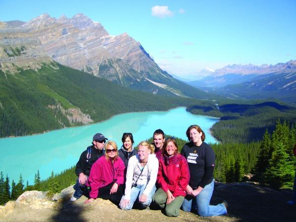 Canada family adventure holiday. Helping Dreamers Do