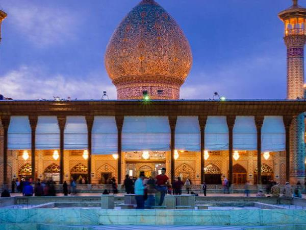 Iran holidays, small group tours