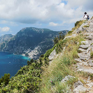 Walking holidays on the Amalfi Coast