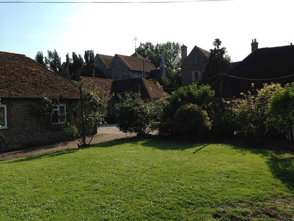Self catering farmstay, South Downs, England