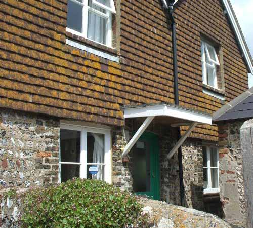 South Downs farmstay cottages near Beachy Head, England