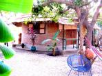 Eco lodge in the Gambia