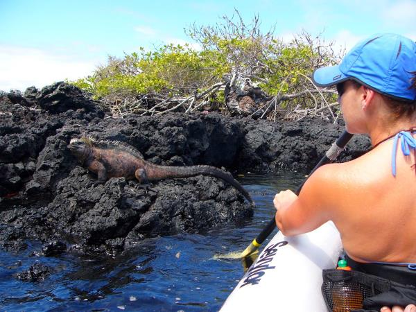 Galapagos activity holiday