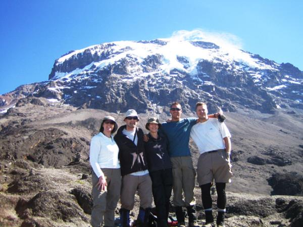 Image result for The Easiest Route To Climb Kilimanjaro?