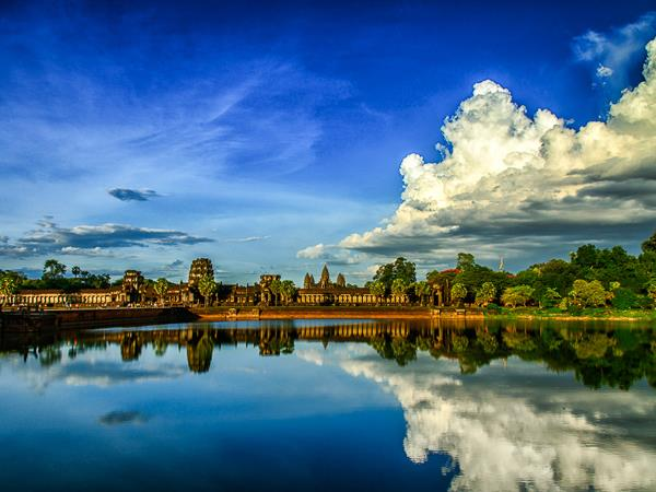 Angkor Temples photography tour, Cambodia