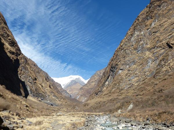 Annapurna base camp trekking holiday in Nepal