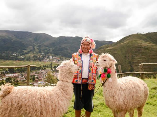Inca trail experience, 10 days