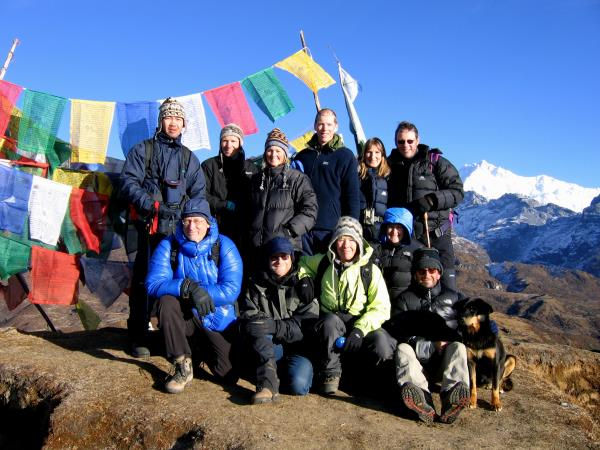 Sikkim circular trekking & culture holiday, India