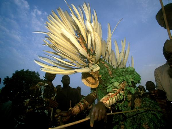 Burkina Faso holiday, Festival of the Dancing Masks