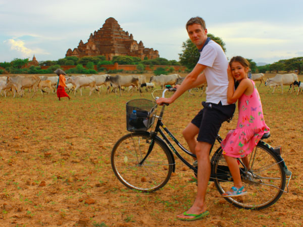 Myanmar family holiday, tailor made