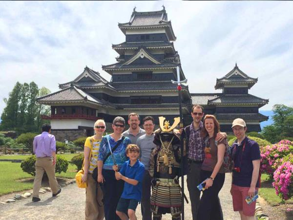 Japan cultural immersion holiday