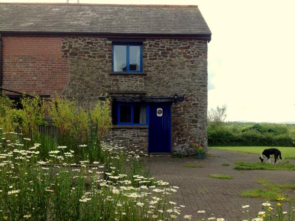 Devon self catering cottage, England