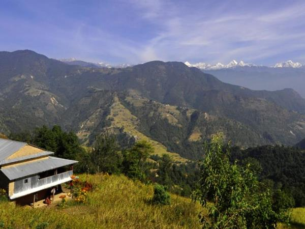 Nepal rural trekking holiday