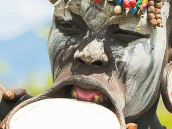 Omo Valley cultural holiday in Ethiopia