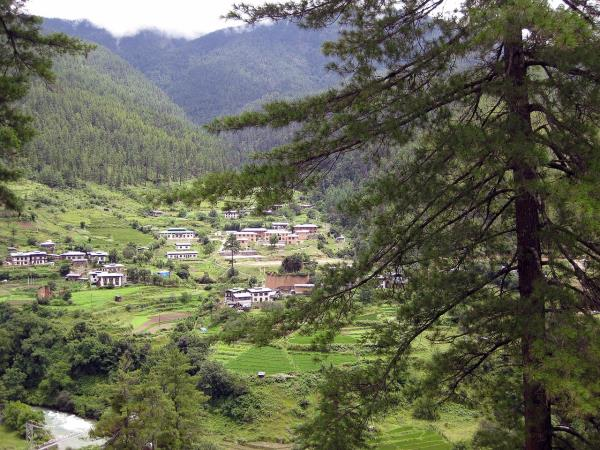 Bhutan holiday, tailor made