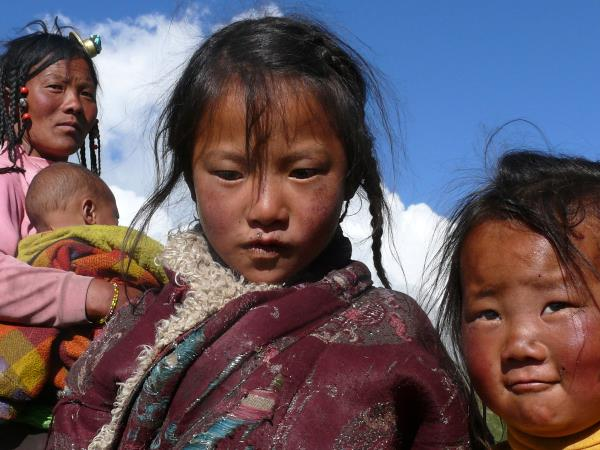 Tibet holiday, Across the Tibetan Steppe