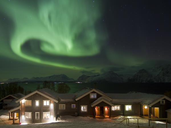 Northern Lights luxury short break, Norway