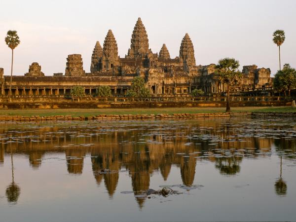 Cambodia holiday, culture & coast