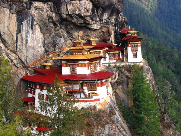 Luxury Bhutan holiday