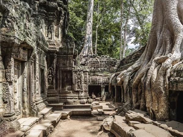 Cambodia tailor made tour, nature & heritage