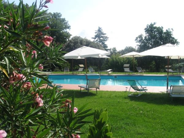 Italy B&B and apartments, rural Umbria