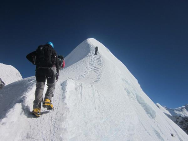 Island Peak trekking holiday in Nepal