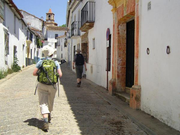 Andalucia walking & self drive holiday, Spain