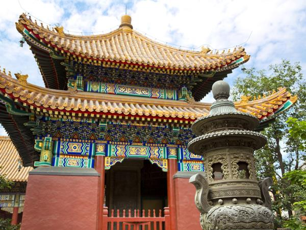 China holiday, ancient capitals tour