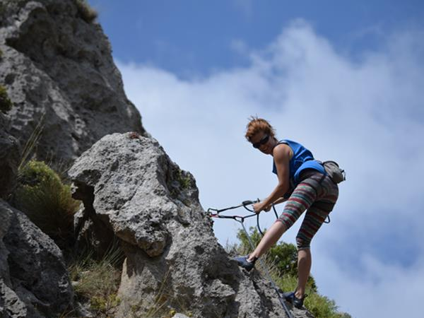 Learn Spanish and rock climb in Granada, Spain