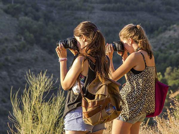 Learn Spanish & photography in Granada, Spain