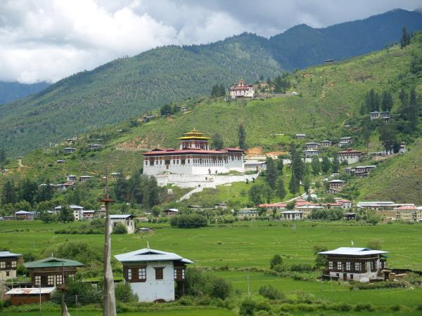 Western Bhutan walking holiday