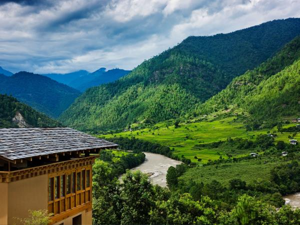 Druk Path Trekking holiday in Bhutan