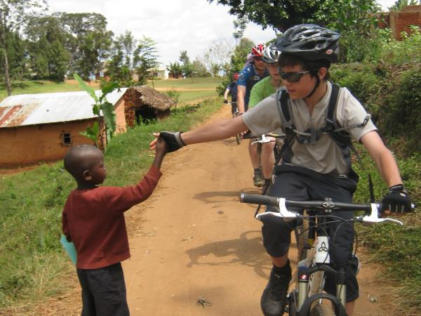 Family cycling holiday in Kenya & Tanzania