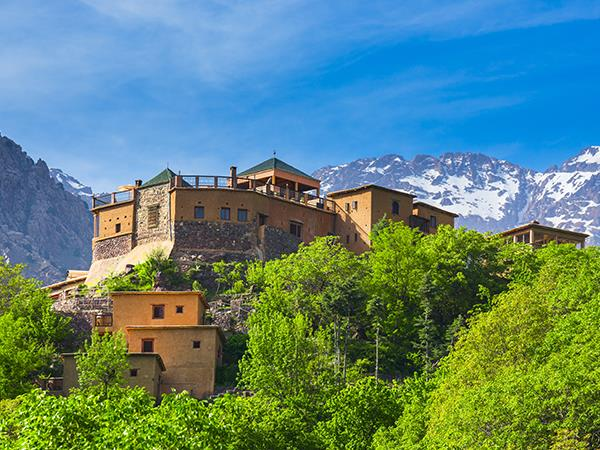 Marrakech and Atlas mountains holiday in Morocco