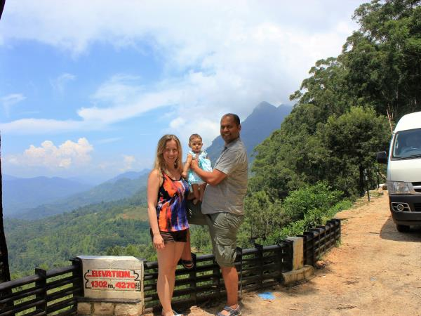 Tailor made classic family holiday to Sri Lanka