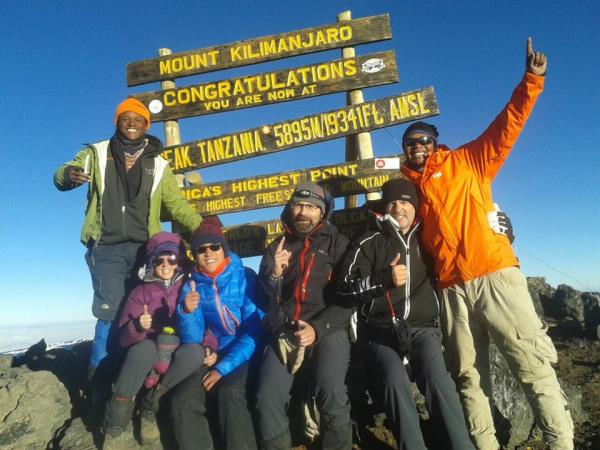 Kilimanjaro Climb and Tanzania Safari