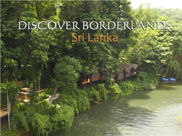 Sri Lanka adventure campsite
