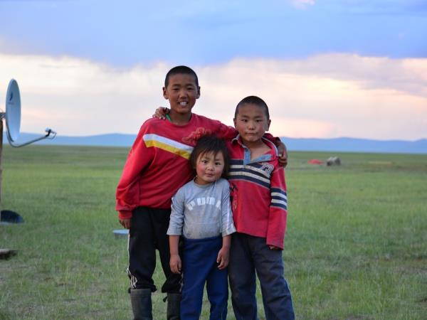 Mongolia family holiday for all ages