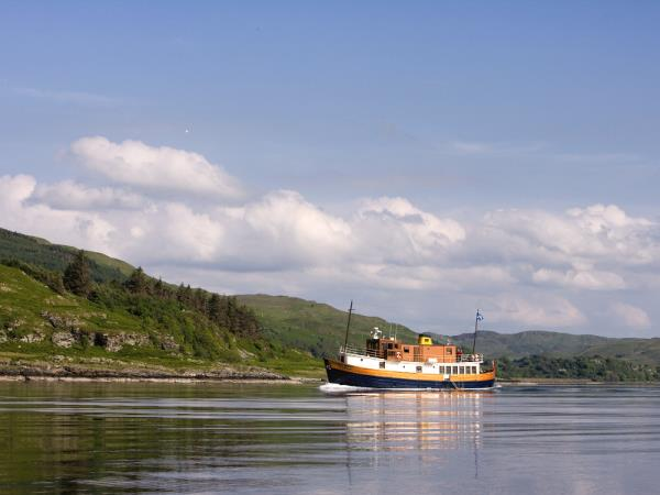 Inner Hebrides cruise holiday, Scotland