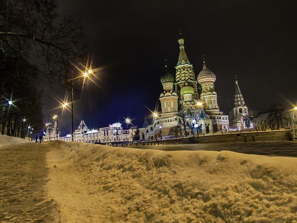 Moscow to St Petersburg winter holiday