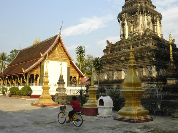 Laos and Cambodia adventure holiday