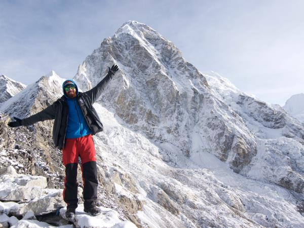 Everest Base Camp trekking holiday in Nepal