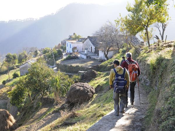 Binsar to Jageshwar walking holiday, India